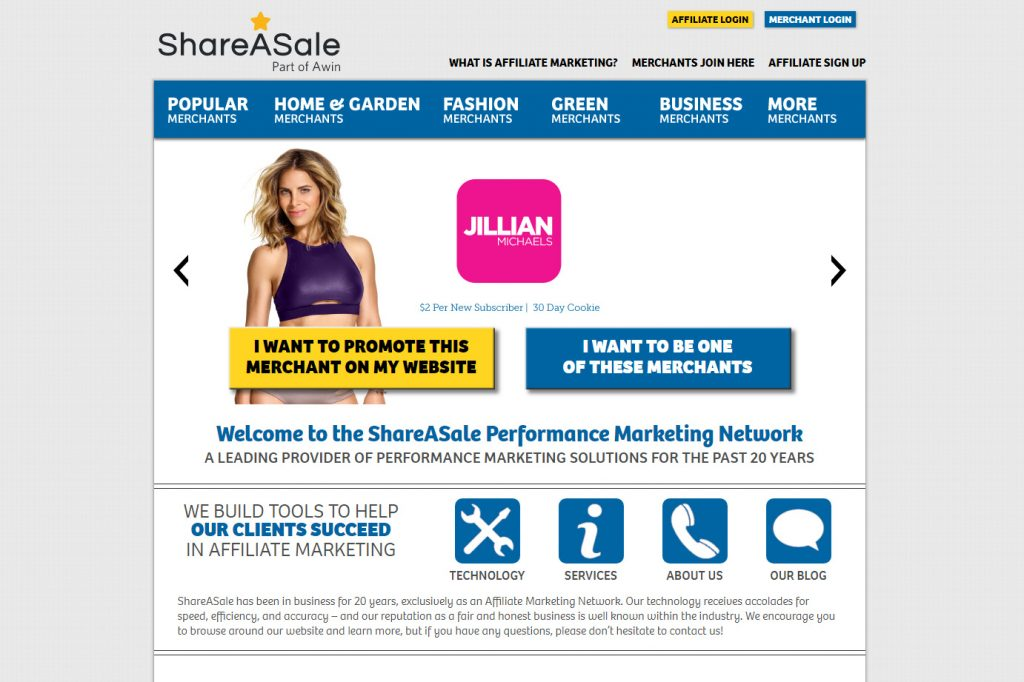 Share A Sale screenshot